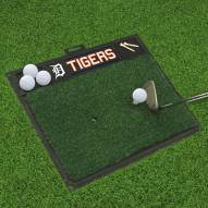 Detroit Tigers Golf Hitting Mat