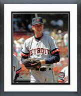 Detroit Tigers John Doherty Framed Photo