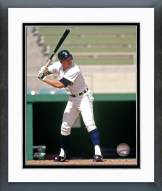 Detroit Tigers Lance Parrish Action Framed Photo