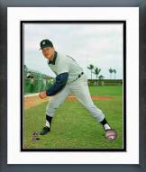 Detroit Tigers Mickey Lolich Posed Framed Photo