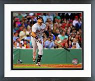 Detroit Tigers Miguel Cabrera 2014 Action Framed Photo