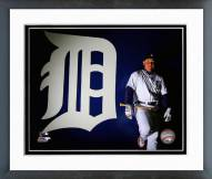 Detroit Tigers Miguel Cabrera 2014 Posed Framed Photo