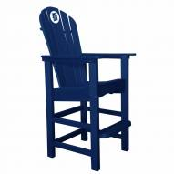 Detroit Tigers Navy Pub Captain Chair