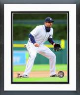 Detroit Tigers Nick Castellanos 2015 Action Framed Photo