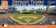 Detroit Tigers Panoramic Stadium Puzzle