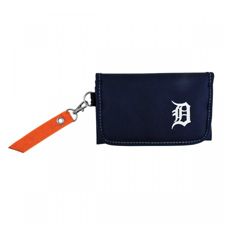 Detroit Tigers Ribbon Organizer Wallet