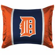 Detroit Tigers Sidelines Pillow Sham