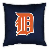 Detroit Tigers Sidelines Pillow