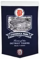 Detroit Tigers Stadium Banner