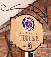 Detroit Tigers Tavern Sign