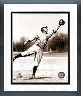 Detroit Tigers Ty Cobb Fielding Framed Photo