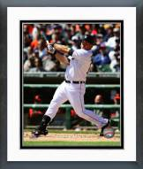 Detroit Tigers Tyler Collins 2014 Action Framed Photo
