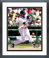 Detroit Tigers Victor Martinez 2014 Action Framed Photo