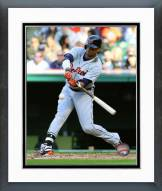 Detroit Tigers Victor Martinez 2015 Action Framed Photo