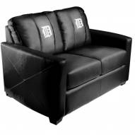 Detroit Tigers XZipit Silver Loveseat