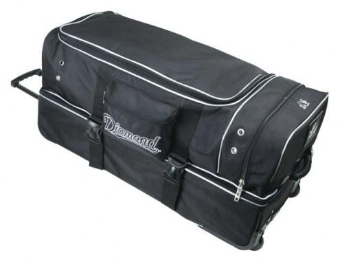 Diamond Wheeled Deluxe Baseball Umpire Gear Bag