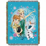 Disney Frozen Fever Throw Blanket