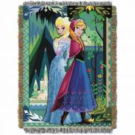 Disney Frozen Two Worlds Throw Blanket
