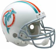 Riddell Miami Dolphins 1973-79 Authentic Throwback NFL Football Helmet - Full Size