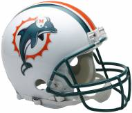Riddell Miami Dolphins Authentic Pro Line Full-Size NFL Football Helmet