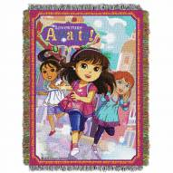 Dora Adventure Awaits Throw Blanket