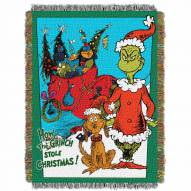 Dr. Seuss The Grinch Throw Blanket