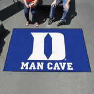 "Duke Blue Devils ""D"" Man Cave Ulti-Mat Rug"