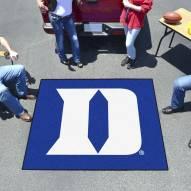 """Duke Blue Devils """"D"""" Tailgate Mat"""