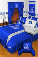 Duke Blue Devils NCAA Sideline Bed Set