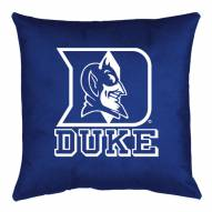 Duke Blue Devils NCAA Locker Room Toss Pillow