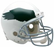 Riddell Philadelphia Eagles 1969-1973 Authentic Throwback NFL Football Helmet - Full Size