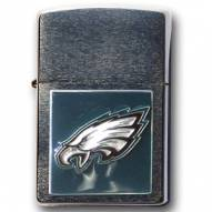 Philadelphia Eagles Large Emblem NFL Zippo Lighter