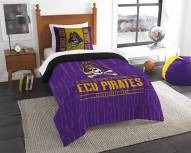 East Carolina Pirates Modern Take Twin Comforter Set