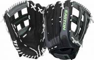 "Easton SVSE1350 Salvo Elite 13.5"" Outfield Slow-Pitch Glove - Right Hand Throw"