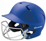 Easton Z5 Grip Senior Batting Helmet with Baseball/Softball Mask