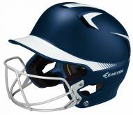 Easton Z5 Grip Two Tone Junior Batting Helmet with Baseball/Softball Mask