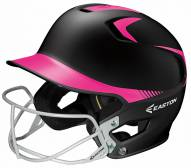 Easton Z5 Two Tone Junior Fastpitch Softball Helmet with Mask