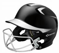 Easton Z5 Two Tone Senior Baseball/Softball Batting Helmet with Mask