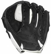 "Easton ZFXFP 1100BKWH Z-Flex 11"" Utility Fastpitch Softball Glove - Right Hand Throw"