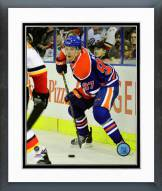 Edmonton Oilers Connor McDavid 2015-16 Action Framed Photo
