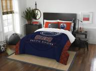 Edmonton Oilers Draft Full/Queen Comforter Set