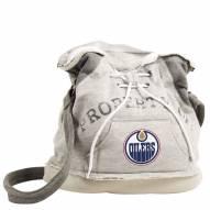 Edmonton Oilers Hoodie Duffle