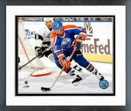 Edmonton Oilers Jari Kurri Action Framed Photo