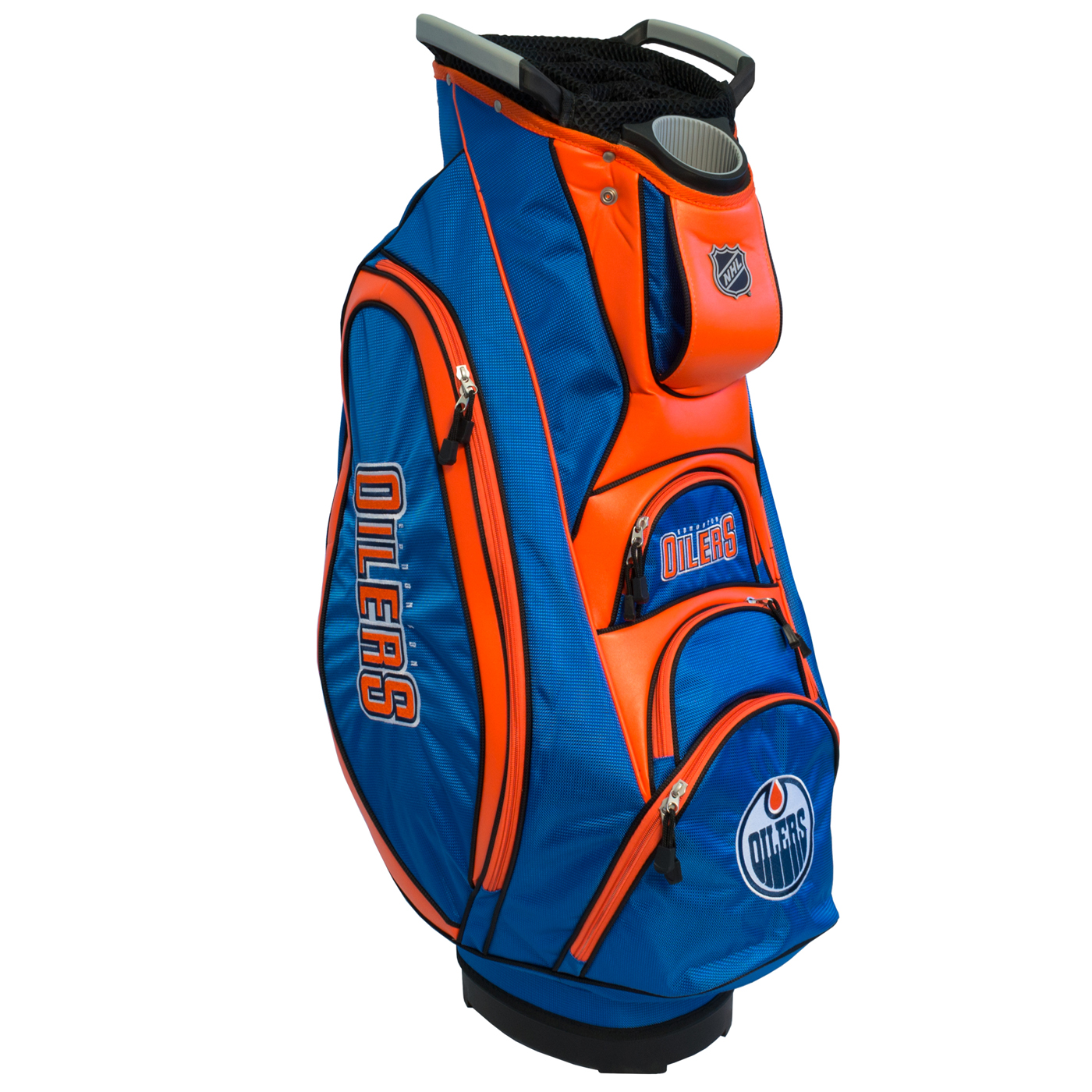 Edmonton oilers victory golf cart bag