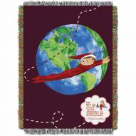 Elf on the Shelf Throw Blanket