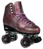 Epic Sparkle Pink Quad Roller Skates