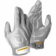 EvoShield Adult Evoblitz Linebacker / Tight End Football Gloves
