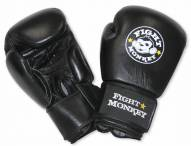 Fight Monkey Leather 16 oz Training Gloves