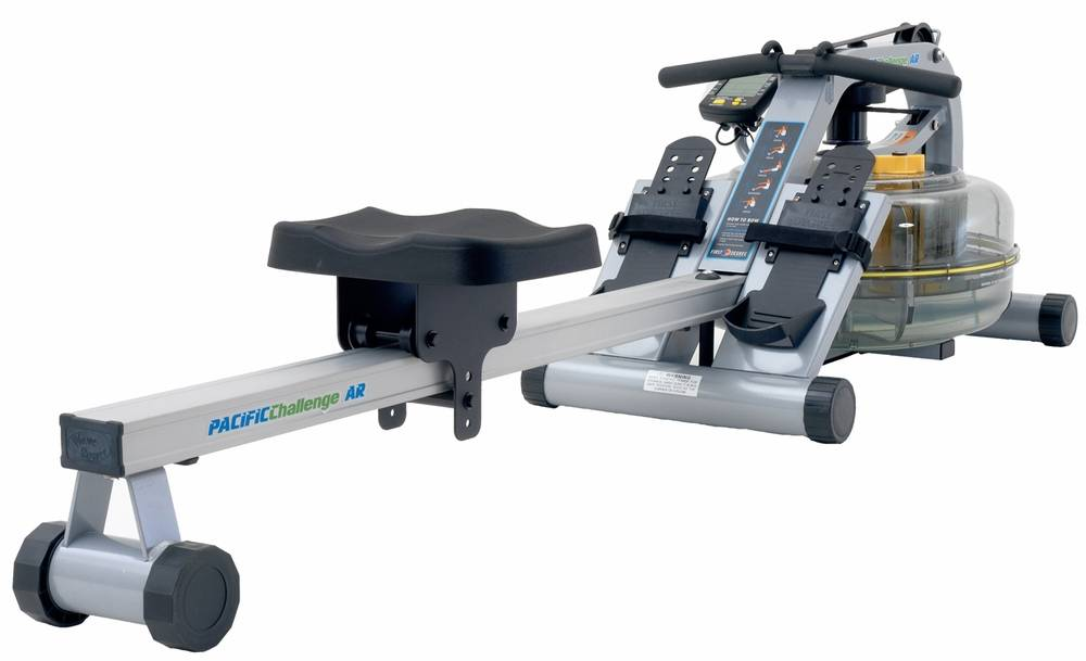 pacific challenge ar water rowing machine