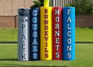 Fisher Varsity Series Football Goal Post Pads